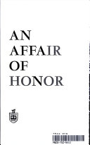 AN AFFAIR OF HONOR