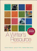A Writer s Resource