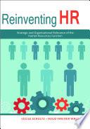 Reinventing HR