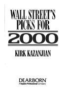 Wall Street s Picks for