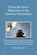 Book From the Great Migration to the Greatest Generation