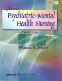 Johnson s Psychiatric mental Health Nursing