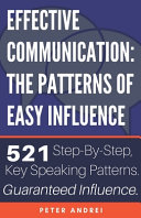 Book Effective Communication