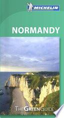 Michelin Green Guide Normandy