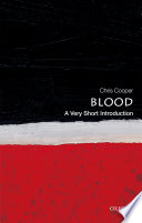 Blood  A Very Short Introduction