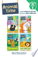 Animal Time Set #1 (Animal Time: Time to Read, Level 1)