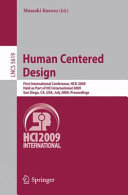 Book Human Centered Design