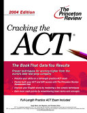 Cracking the Act  2004