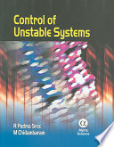 Control of Unstable Systems
