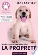 illustration du livre Les clés pour apprendre la propreté à votre chiot ou votre chien adulte
