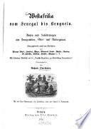 Westafrika vom Senegal bis Benguela