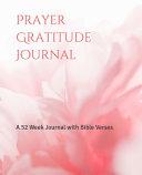 Christian Prayer Gratitude Journal For Women