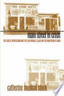 Main Street in Crisis Book PDF
