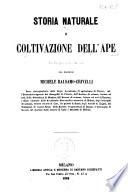 Storia naturale e coltivagione dell ape  Michele Balsamo Crivelli