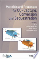 Materials and Processes for CO2 Capture  Conversion  and Sequestration