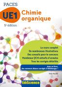 Chimie organique   UE1 PACES   5e ed