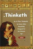 Thinketh