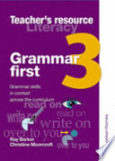 Grammar First