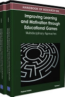 download ebook handbook of research on improving learning and motivation through educational games: multidisciplinary approaches pdf epub