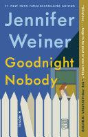 Goodnight Nobody Book