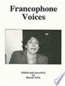 Francophone Voices