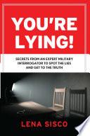 You Re Lying