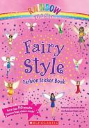 Fairy Style Fashion Sticker Book