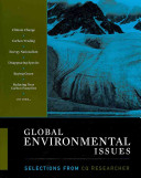 Global Environmental Issues  Selections from The CQ Researcher