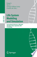 Life System Modeling and Simulation