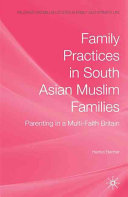 Family Practices in South Asian Muslim Families
