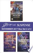 Harlequin Love Inspired Suspense November 2017   Box Set 2 of 2