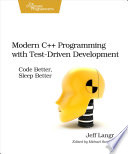 Modern C   Programming with Test Driven Development