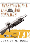 International Law and Conflicts
