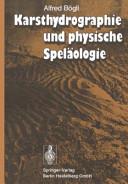 Karsthydrographie und physische Speläologie