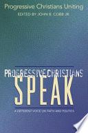 Progressive Christians Speak