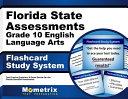 Florida State Assessments Grade 10 English Language Arts Flashcard Study System