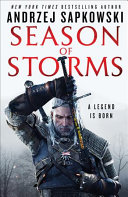 Season of Storms Book Cover