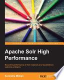Apache Solr High Performance
