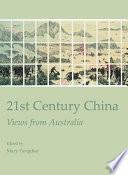 21st Century China