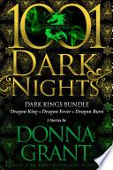 Dark Kings Bundle  3 Stories by Donna Grant