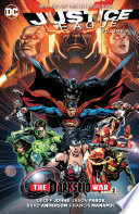 Justice League Vol  8  Darkseid War Part 2