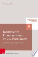 Reformierter Protestantismus im 20. Jahrhundert