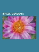 Israeli Generals