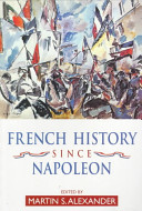 French History Since Napoleon