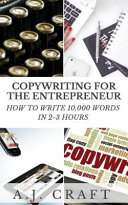 Copywriting for the Entrepreneur