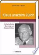 Klaus Joachim Zülch
