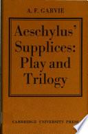 Aeschylus' Supplices