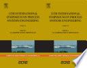 11th International Symposium on Process Systems Engineering   PSE2012