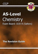 As Chemistry Ocr B Revision Guide