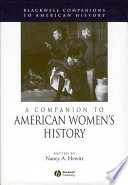 A Companion to American Women s History